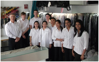 Dynasty Drycleaners Perth Team
