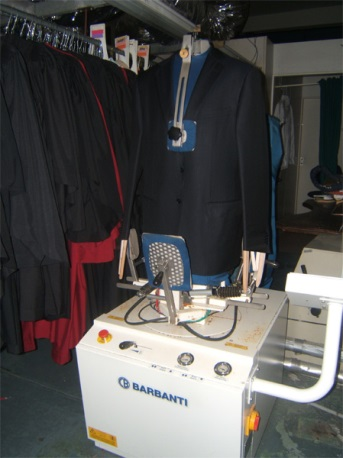 What is Drycleaning - Pressing
